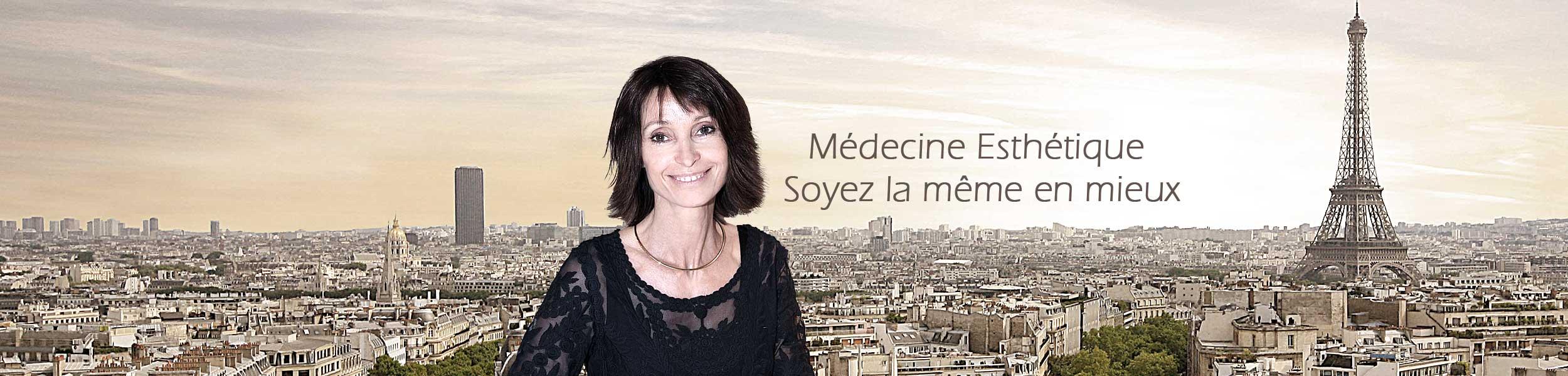 Dr Anne Grand Vincent Médecin esthétique Paris